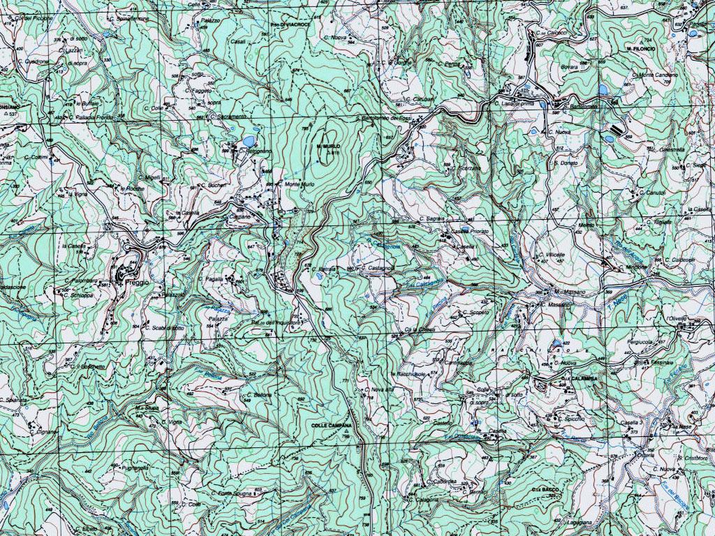 Cartina Igm Puglia.Mappe Fuori Strada 4x4 Gregorio Nuti
