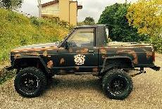 Trasformazione Patrol TR Pickup