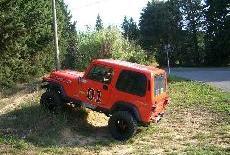 Scarico Jeep Wrangler YJ