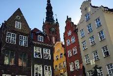 Rzeszów e Danzica, Vilnius e Trakai, Polonia e Lituania…